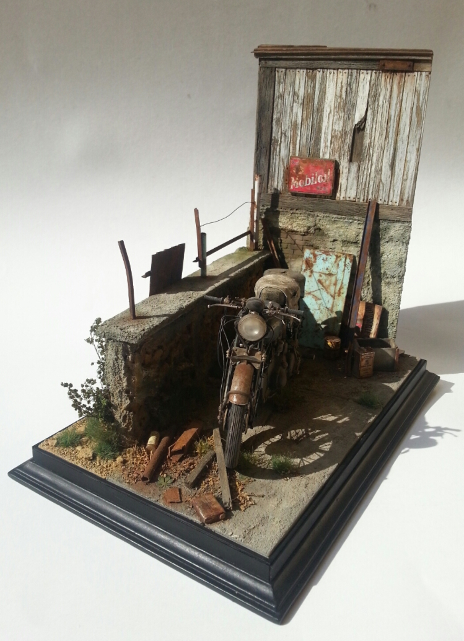 Ride the past (1/12 scale) Small 4