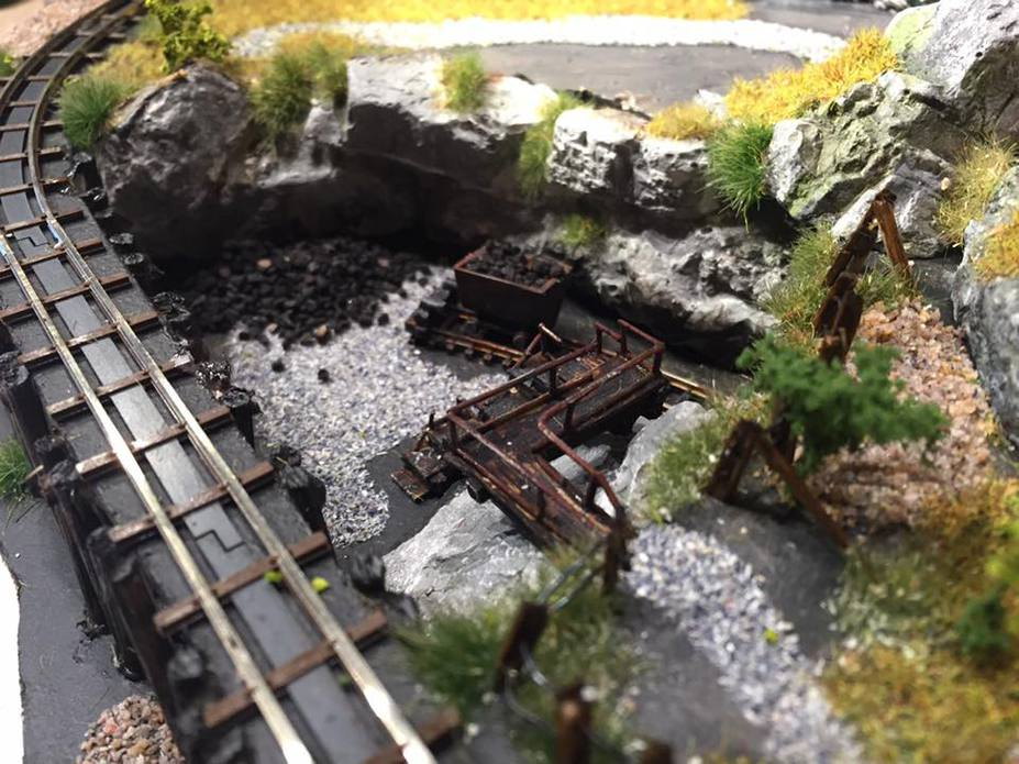 Coal mine Small 10