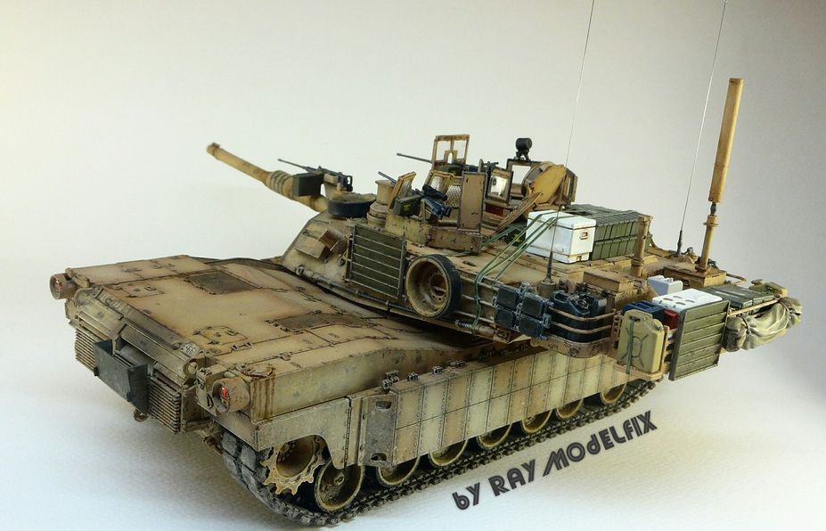 Abrams M1A2 Tusk1 Small 6