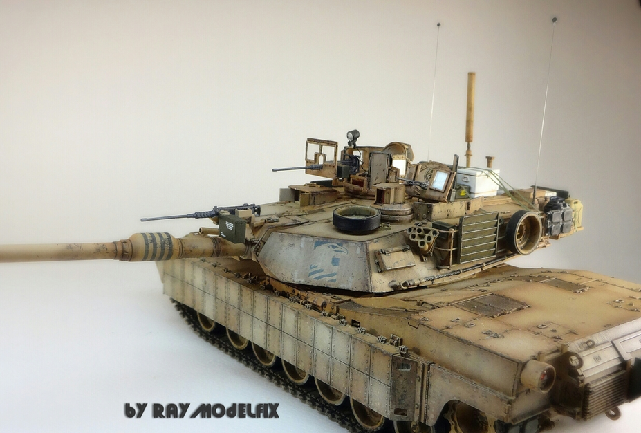 Abrams M1A2 Tusk1 Small 7