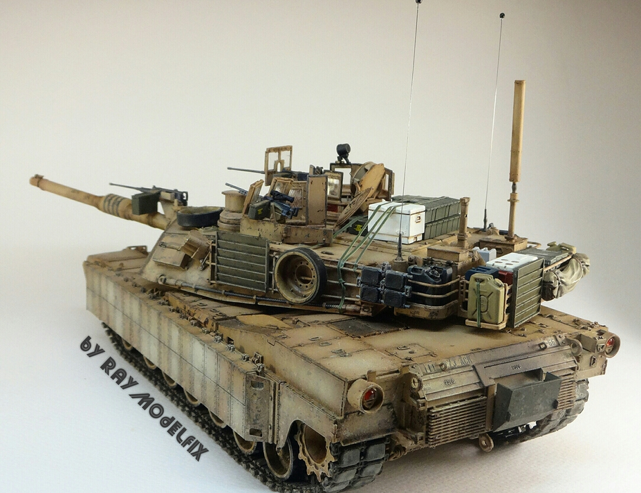 Abrams M1A2 Tusk1 Small 8