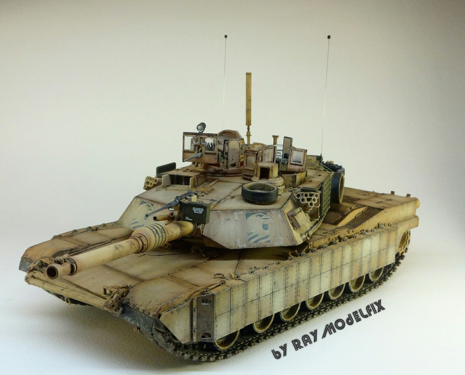 Abrams M1A2 Tusk1 Small 9