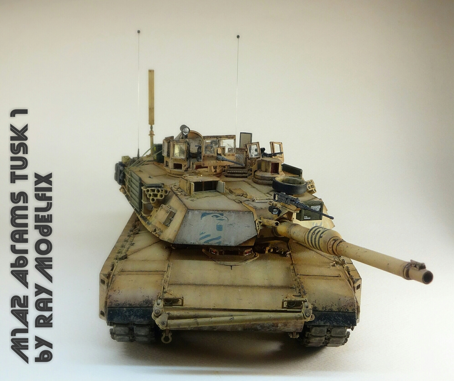 Abrams M1A2 Tusk1 Small 10