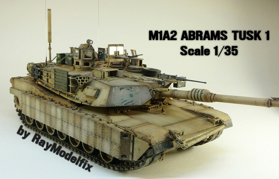 Abrams M1A2 Tusk1 Small 14