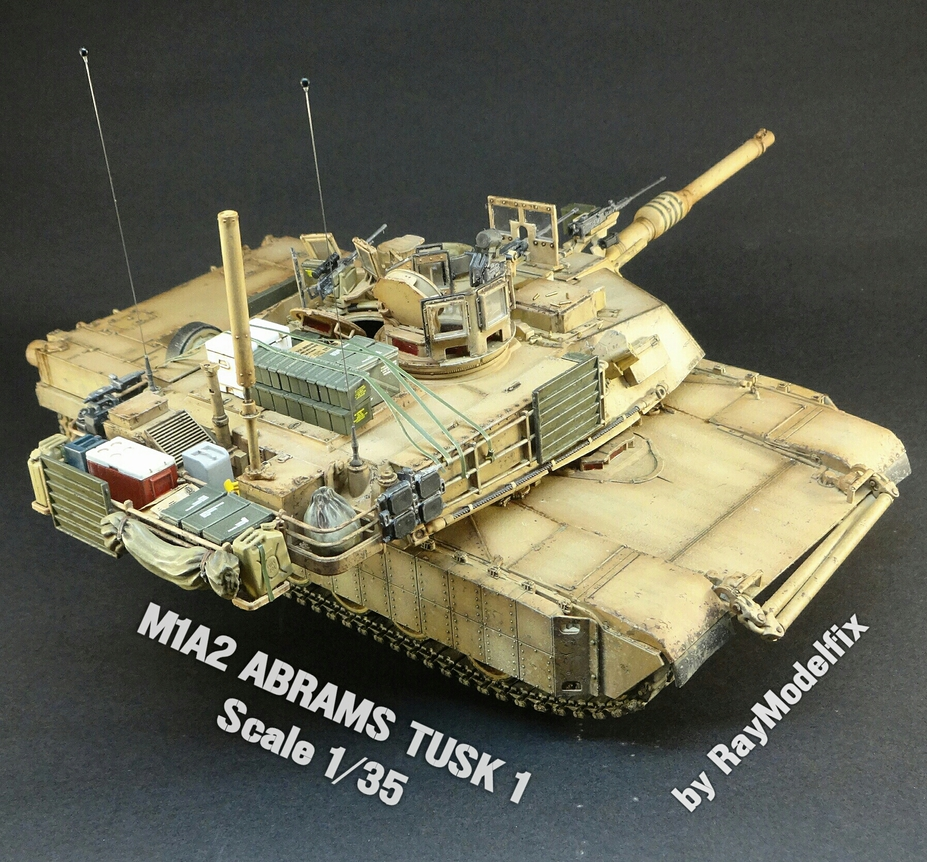 Abrams M1A2 Tusk1 Small 18