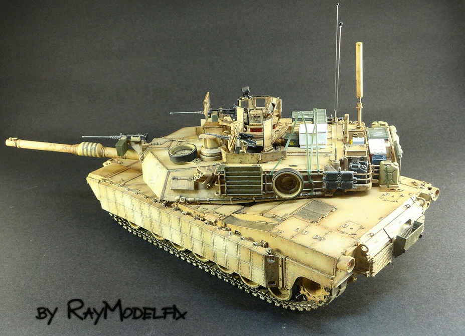 Abrams M1A2 Tusk1 Small 20