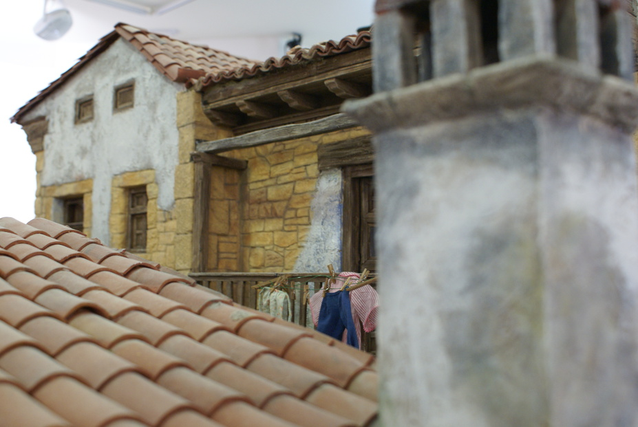 Spanish Typical rural architecture Small 3
