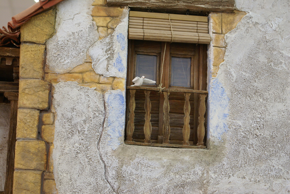 Spanish Typical rural architecture Small 7