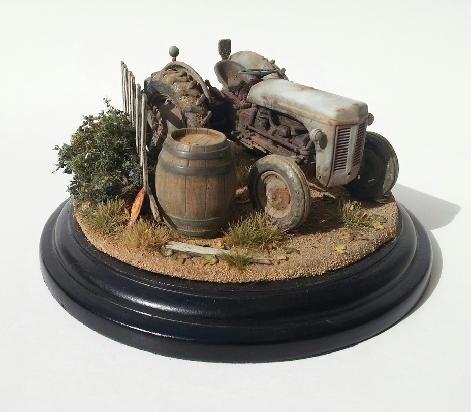 The farm (1/32 scale)