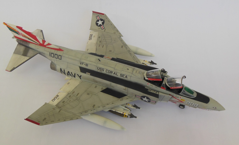 F-4B VF-111 SUNDOWNERS