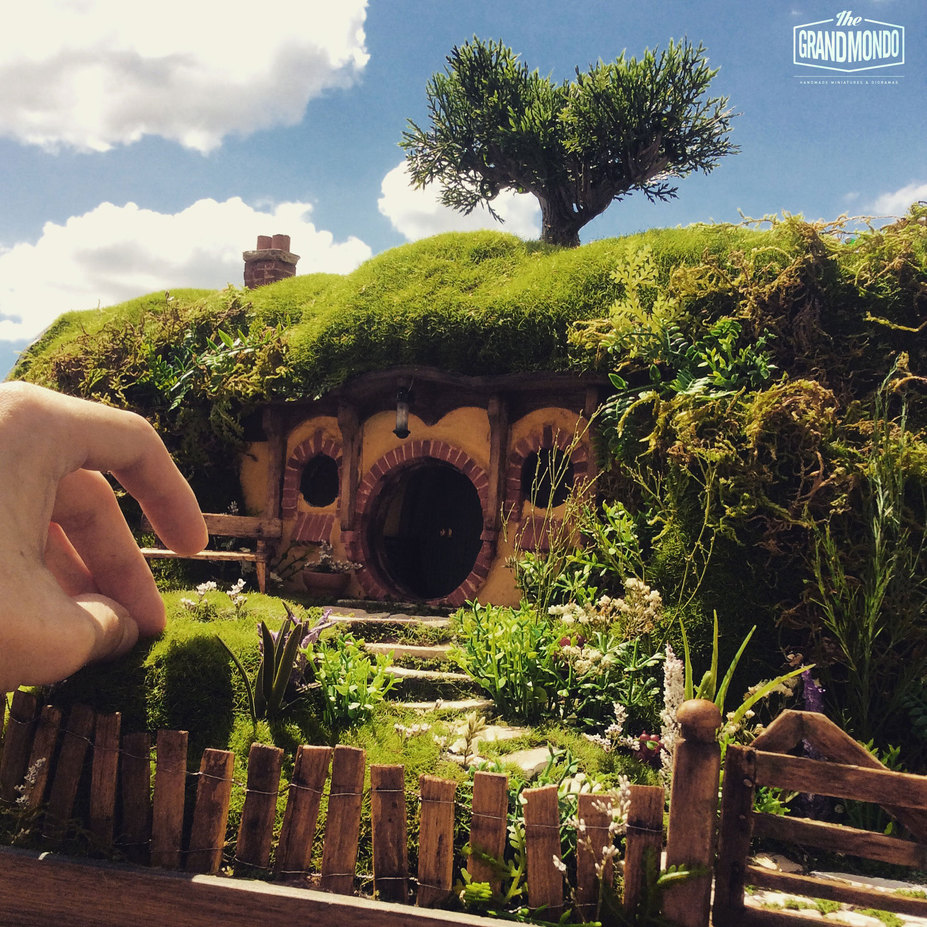 The Hobbit - Bilbo's Home