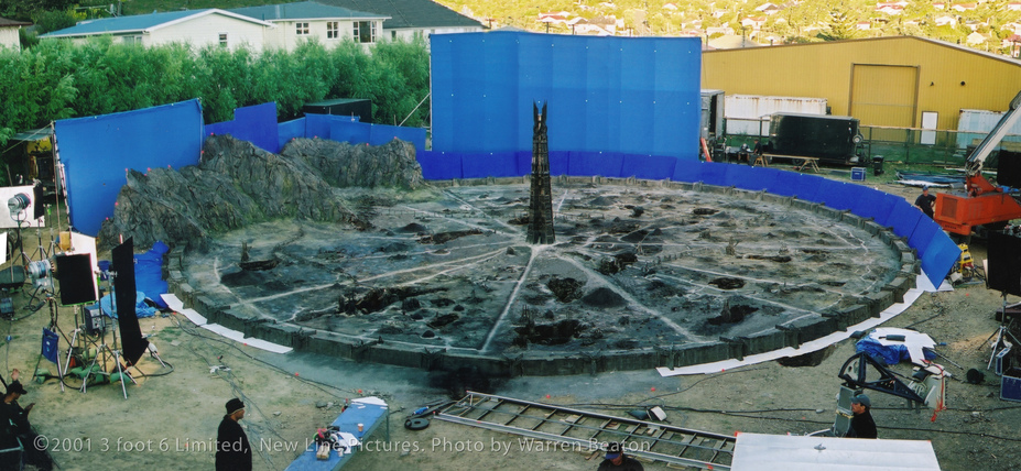 Isengard Shooting Miniature
