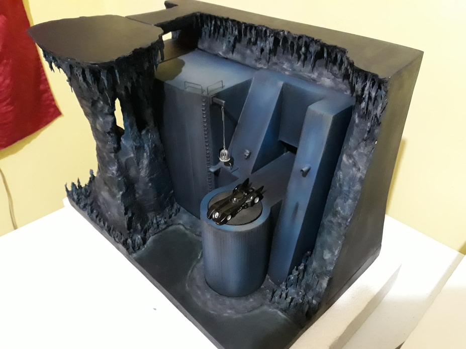 Batcave diorama 1989 revised Small